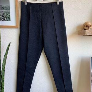 ZARA BASIC, Navy blue skinny leg pants, NWT